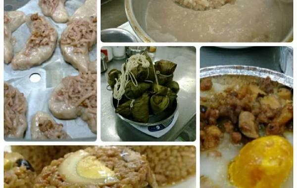 中式米食丙級
