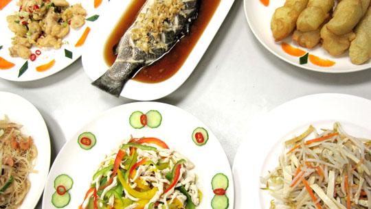 中餐丙級(葷食)