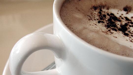 在家享受咖啡班