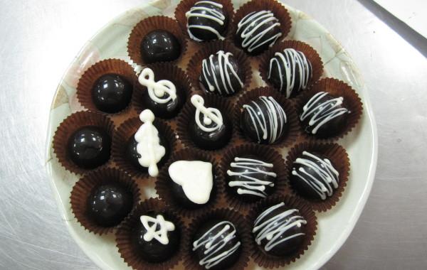 手製巧克力基礎班